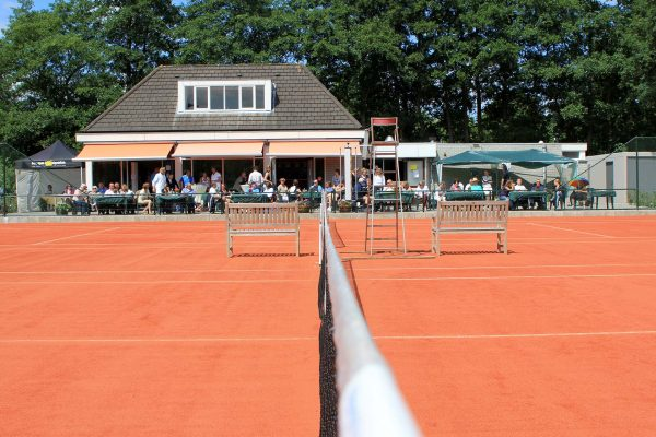 Tennisvereniging Hollandsche Rading baan 5