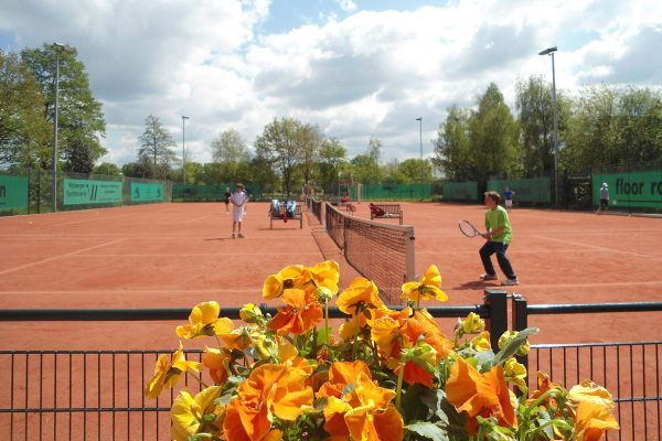 Tennisvereniging Hollandsche Rading banen