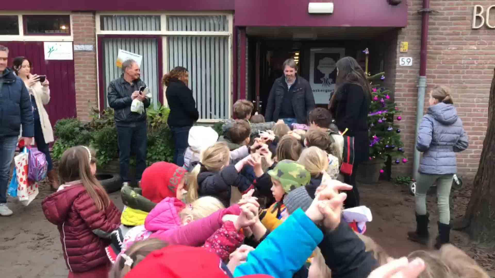 Bosbergschool - Afscheid Ronald de Moor