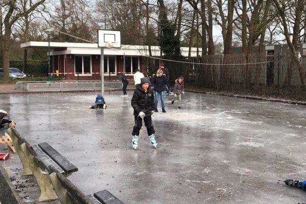 Oraanje Comite ijspret 1 maart 2018