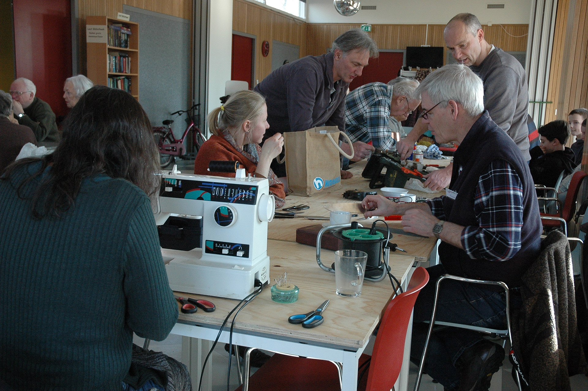Repair Café Hollandsche Rading