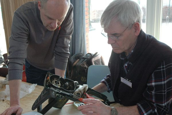 Repair Café elektrische apparaten