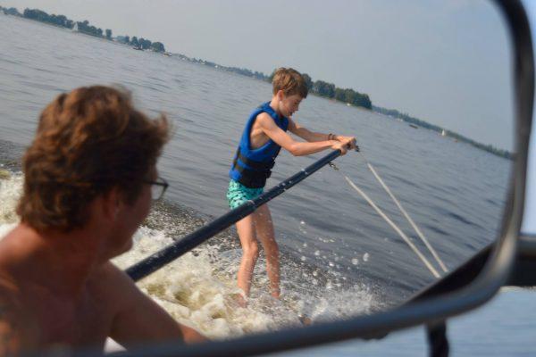 Oranje Comite waterski-middag 2017