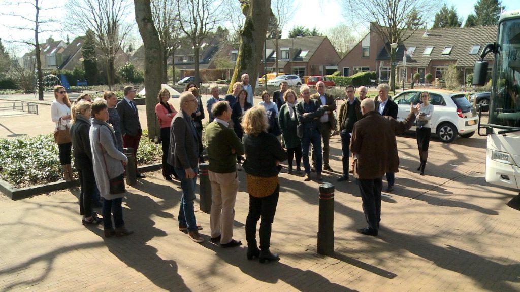 Raadsleden in Hollandsche Rading