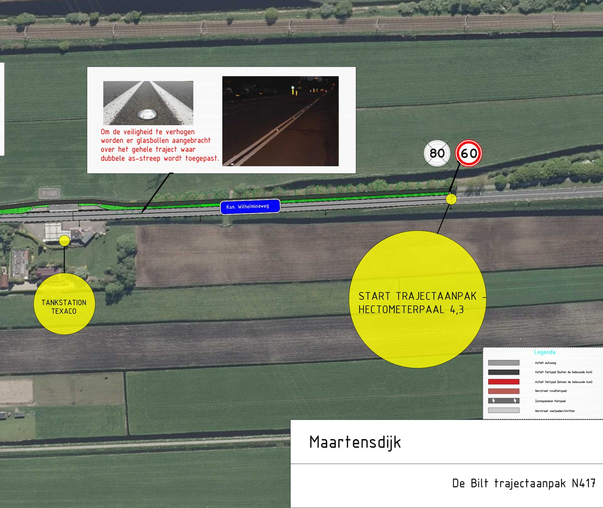 Traject Maartensdijk deel 5