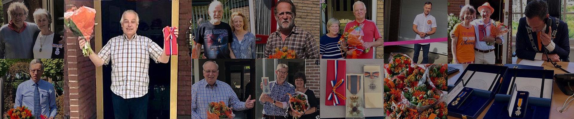 Lintje voor Adriaan Hoogendoorn