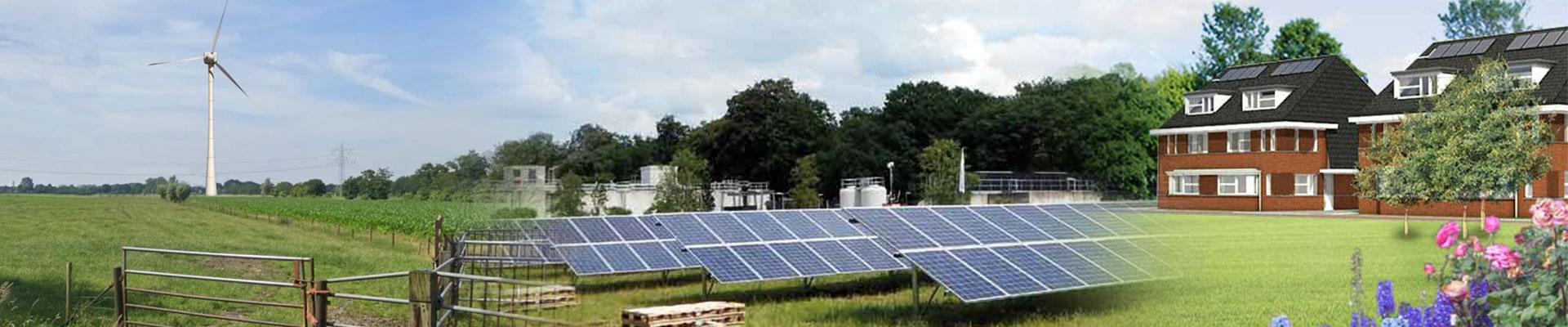 Bewonersparticipatie wind-/zonne-energie en woningbouw